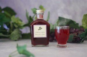 画像1: コーディアルシロップ(葡萄&カシスジンジャー)