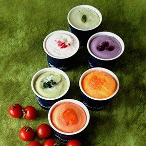 画像1: とれたて野菜と果実の生ジェラート