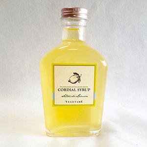 コーディアルシロップ(瀬戸内レモン)