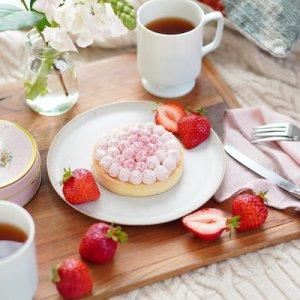 画像2: あまおう苺のベリーチーズケーキタルト