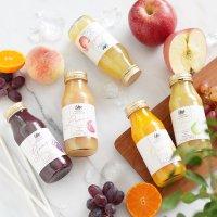 国産果実100%ジュース&ネクター10本セット(化粧箱入り)