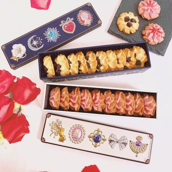 グルテンフリーの宝石箱クッキー