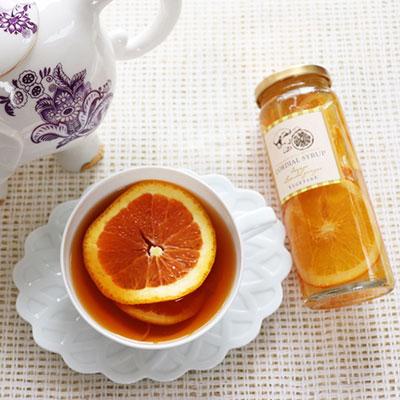 国産オレンジ&レモンジンジャー